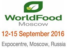 World Food Moscow 2016